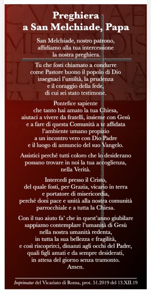 preghiera_sanmelchiade
